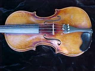 pic of Georg Carl Kretschmann Violins