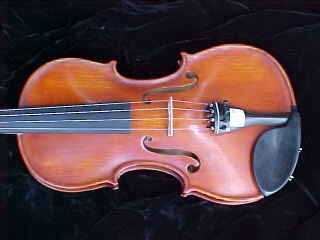 pic of Full size violins
