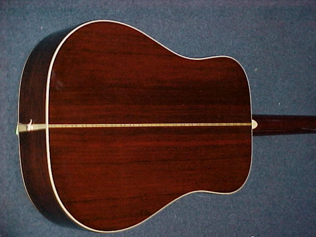 pic of Martin D28 Guitar